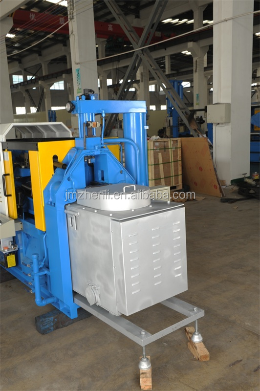 automatic vertical zinc alloy die casting machinery making hinges
