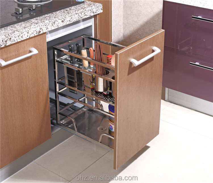 Home Choice Stainless Steel Kitchen Cabinet Pull Out Storage Basket Organizer Buy Wire Basket Organizer Metal Kitchen Storage Basket Stainless Steel Pull Out Basket Organizer Product On Alibaba Com