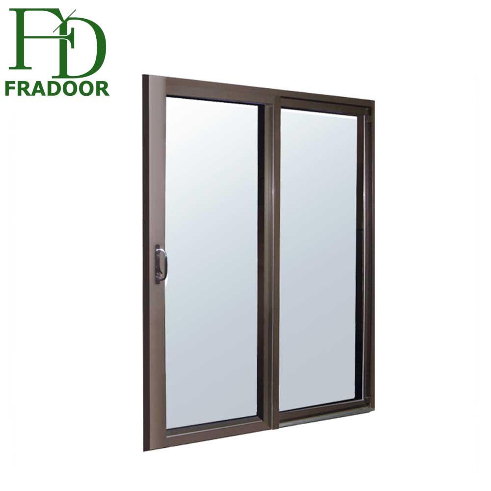 New Design 122 Tracks 12.12mm Double Tinted Glass Aluminium Sliding Window    Buy French Aluminum Window,Aluminum Residential Windows,Make Aluminum  Window ...