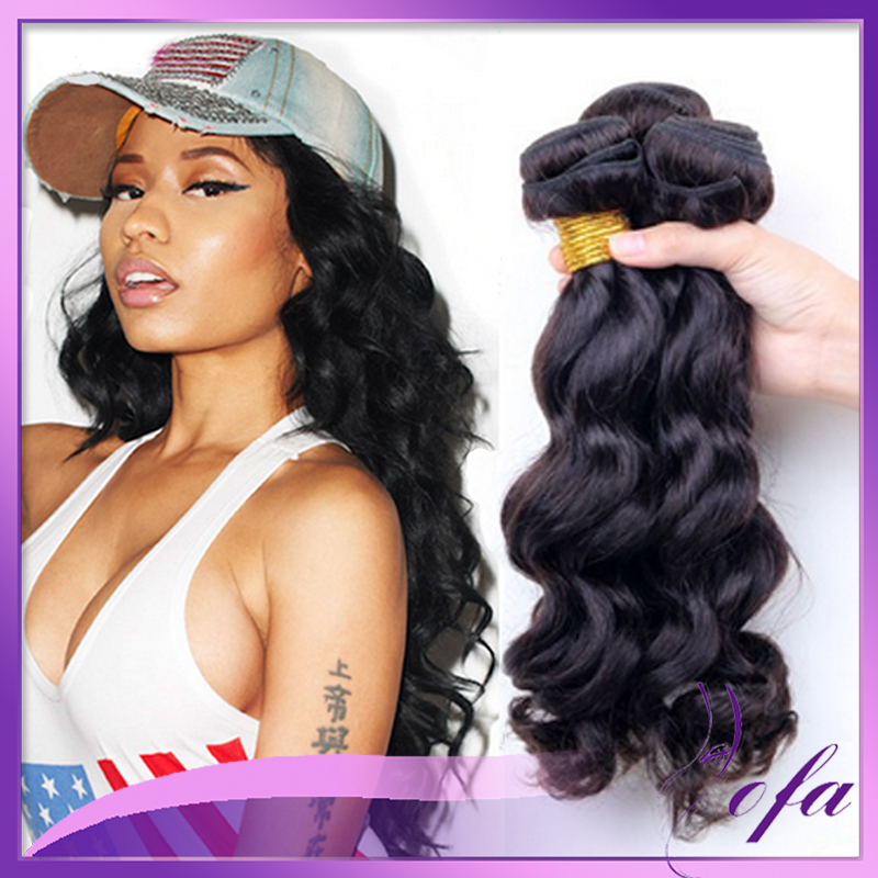 2016 New Pure Color 100 Human Hair Weave Brands Best