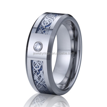 anillos hombre bague homme jewellery design celtic dragon tungsten carbide wedding rings