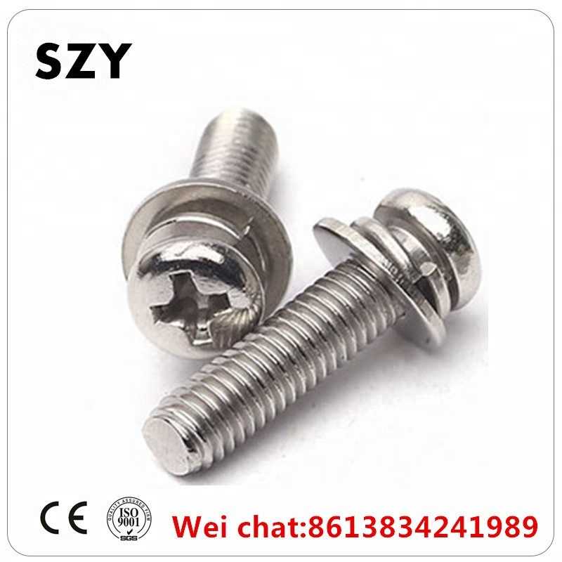 Hardware CSK head self tapping screw Nail 2.8mm Flat Head Bright finished Anchor bolts