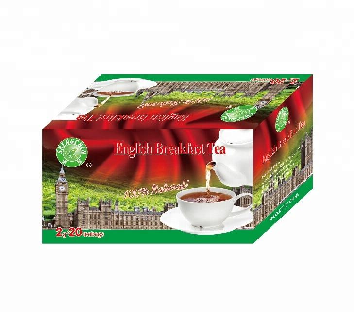Private Label Customized Packing English Breakfast Black Tea - 4uTea | 4uTea.com