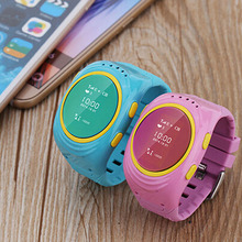 GPS Tracker SOS Call Children Smart Watch For Android IOS iPhone Anti lost Kids