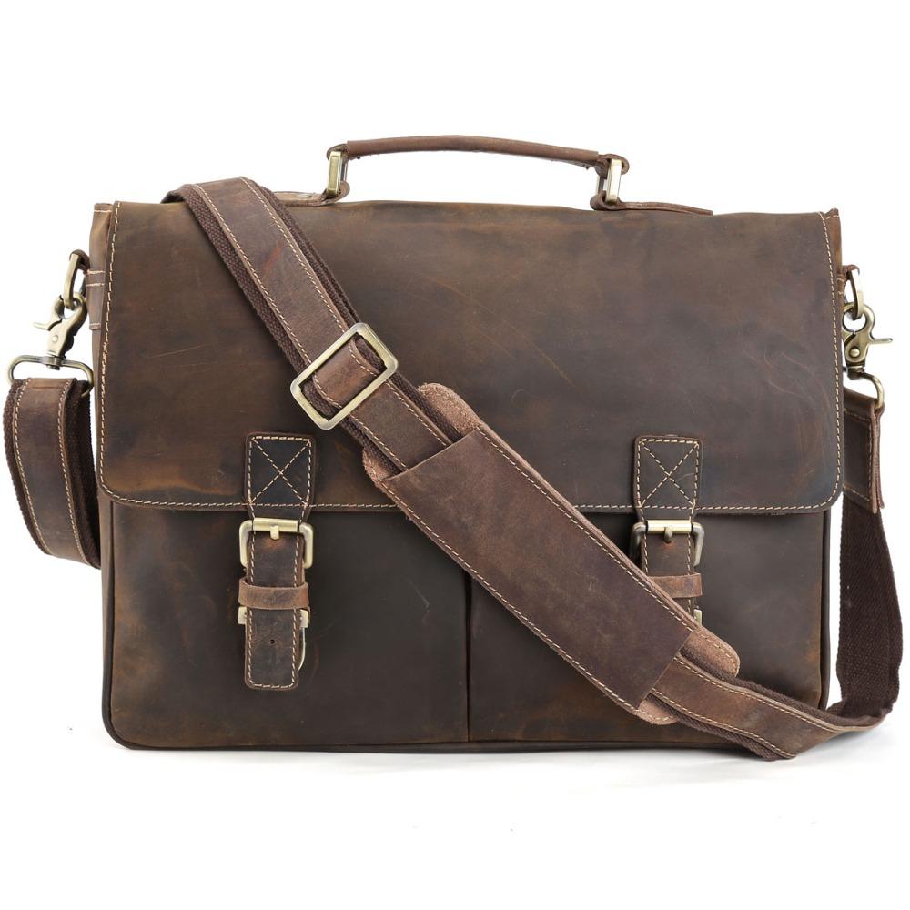 Aliexpress.com : Buy TIDING Vintage style large office bag ...