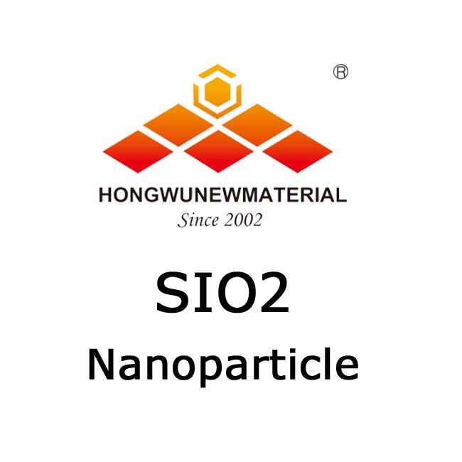 High-Tech Ultrafine Nano Silica Silicon Dioxide Powder Price SiO2 Nanoparticle