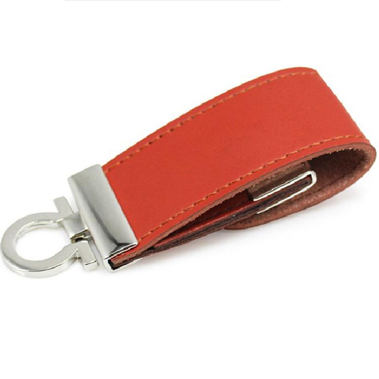 Custom USB Stick 4GB Leather USB 2.0 Memory Stick Flash Pen Drive - USBSKY   USBSKY.NET