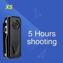 X5 Micro Protable Camera Mini Camera Motion Camcorder