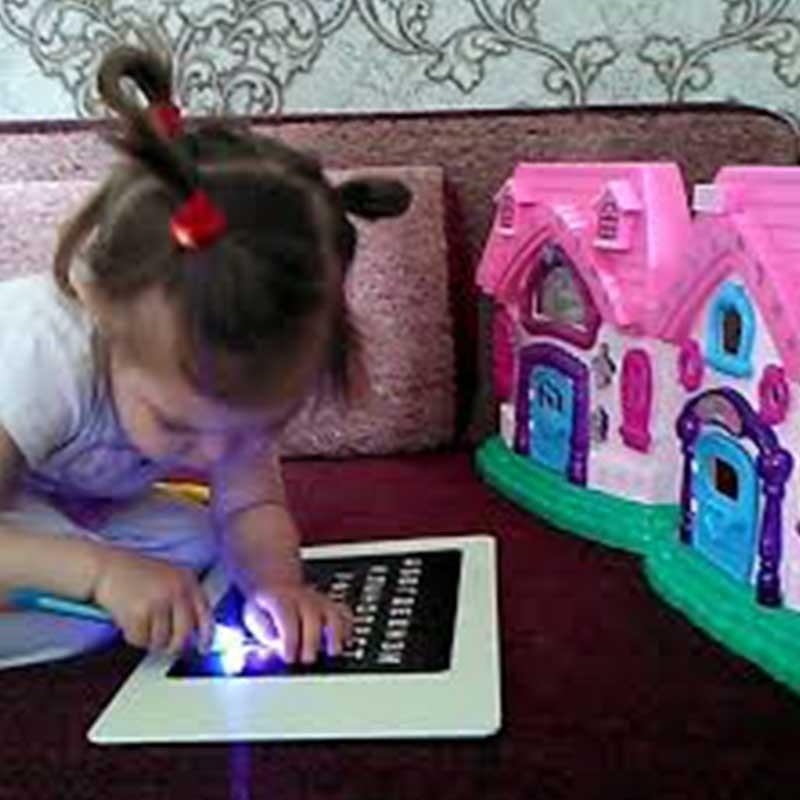 Волшебная ручка для детей 2021, новые идеи, коврик для рисования A3, доска для рисования, игрушки