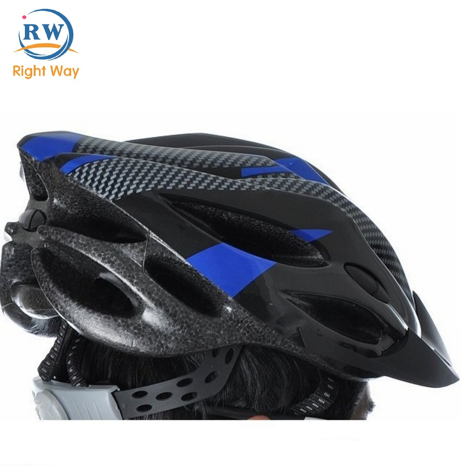 Bicycle Accessory Mixture Color Mountain Bike Helmet Integrally Molded Adult Bike Helmet