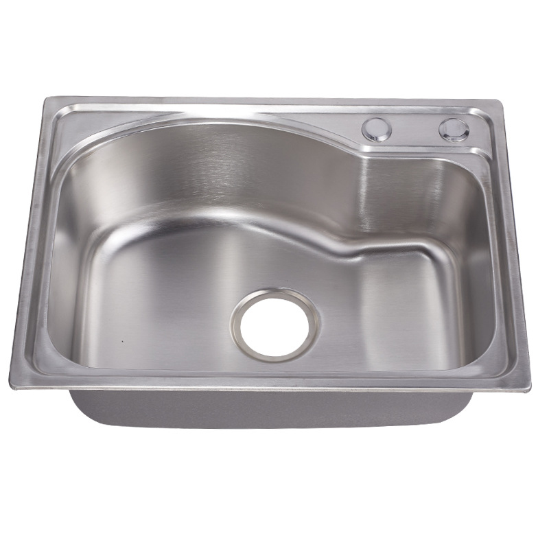 5842 Special Design Custom Size Stainless Steel Single Bowl Corner Kitchen Sink View Kitchen Stainless Steel Sink Ywleto Product Details From Yiwu Leto Hardware Co Ltd On Alibaba Com