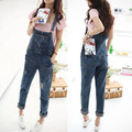 women denim jumpsuit romper short catsuit pants female denim jumpsuit summer Winter catsuit short en jean