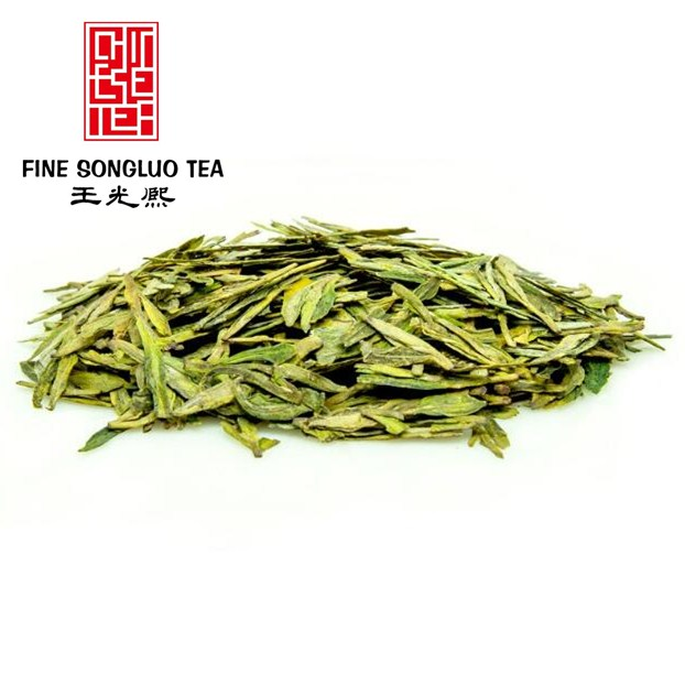 Chinese early spring organic Green Tea anti-oxidants west lake longjing dragon well tea - 4uTea | 4uTea.com