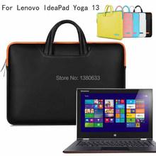 "For Lenovo Yoga 3 Pro/Yoga 3 14/Yoga 2 Pro/13 13.3"" Shockproof Waterproof /Notebook Sleeve Carry Case Briefcase Messenger Bag"