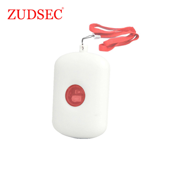 Personal Wireless SOS Call Panic Button Home Security Alarm for Elder and Children Emergency Button