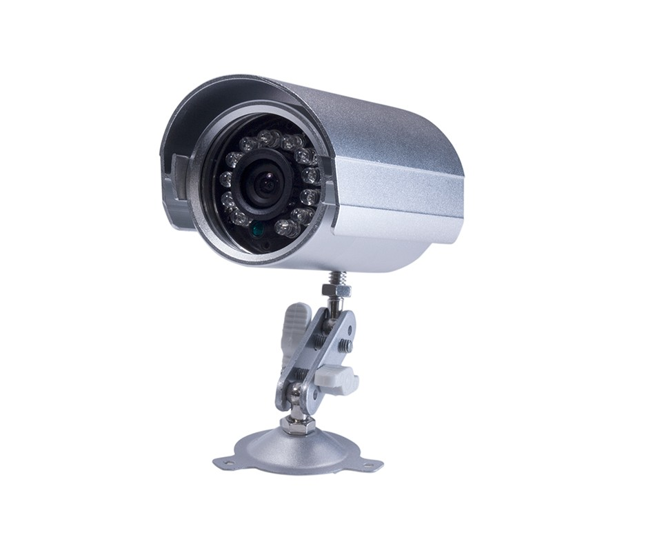 Deecam CMOS 600TVL IR Bullet Home Security Camera System