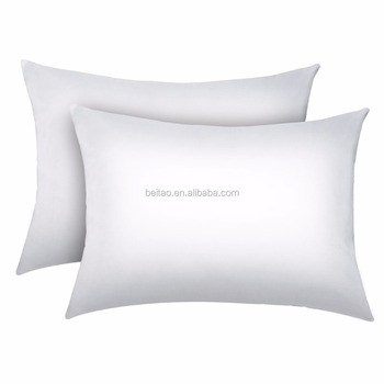 "Microfiber Pillows Polyester microfiber bed sleeping pillow 12"" x 20"" New Pillow Insert Form Hypo-allergenic"