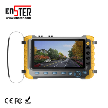 5.0 Inch Multifunctional 1080P Coaxial HD Video Monitor CVBS Ahd/Tvi/Cvi Camera Tester