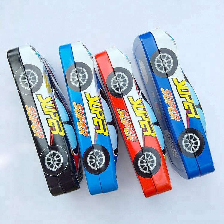 Канцелярские товары в форме автомобиля, Набор детских школьных канцелярских принадлежностей на заказ