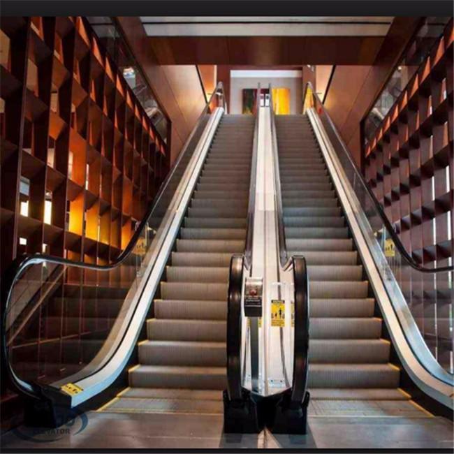 Тяжелый эскалатор поручней пассажирских лестниц для аэропорта