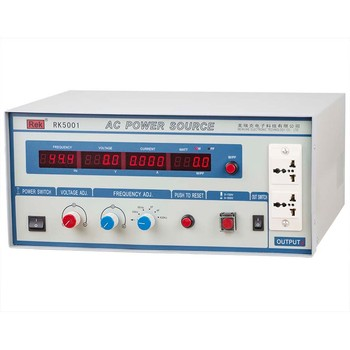 1000VA AC Power Source RK5001 adjustable variable frequency variable voltage ac power supply
