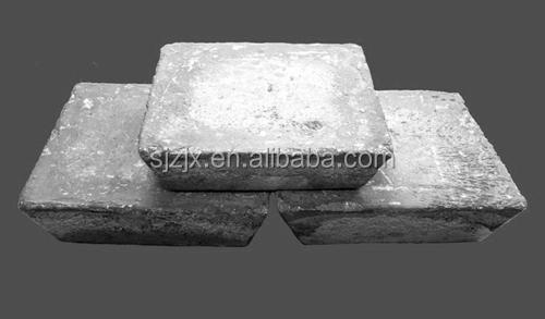 Поставка CAS7440-36-0 Sb сурьма в слитках