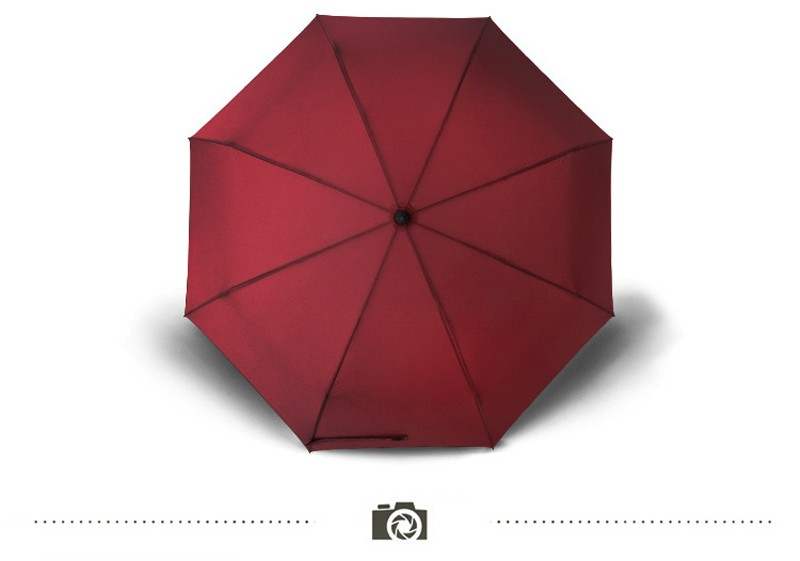 82ab1b9b86cd Business Men Women Automatic Folding Umbrella Compact Super Windproof  Anti-UV Rain Sun Umbrella Women Men Tri-folded Umbrella - us188