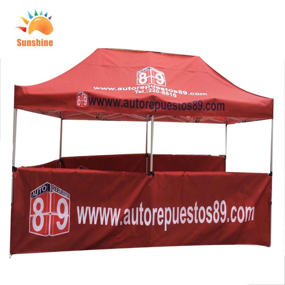 мероприятий на свежем воздухе Рекламы и маркетинга Навес палатки Коммерческие палатки выставки