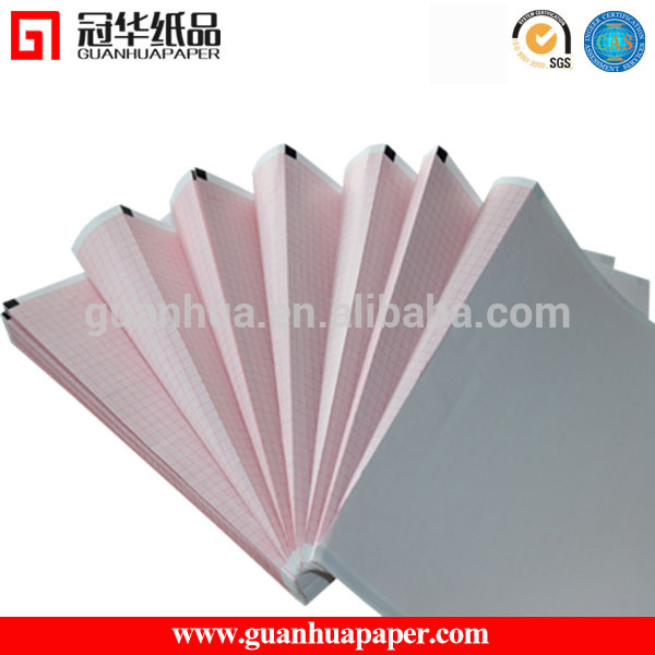 ecg thermal paper roll and paper for ecg