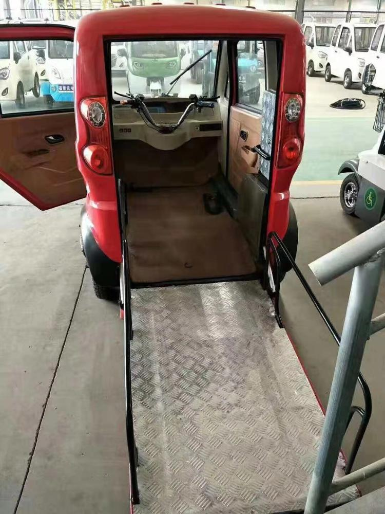 Good quality electric disabled car