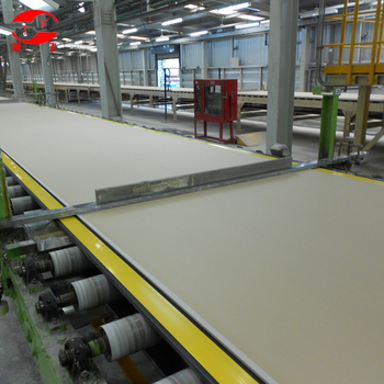 Gypsum board production line with 5million SQM per year in China
