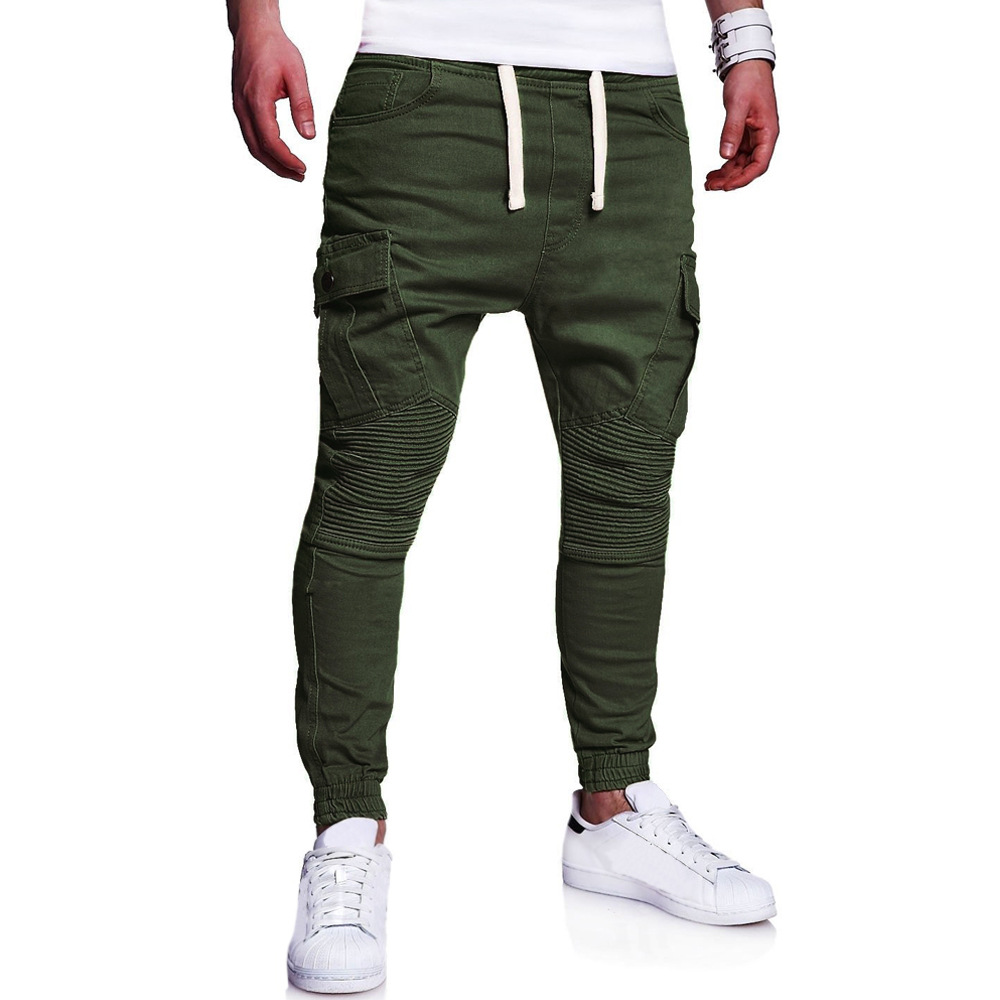 6e45f8c0c9f 3. Fashion wrinkle pants type, no matter whether it is spring, summer,  autumn or winter, it is very fashionable and beautiful.