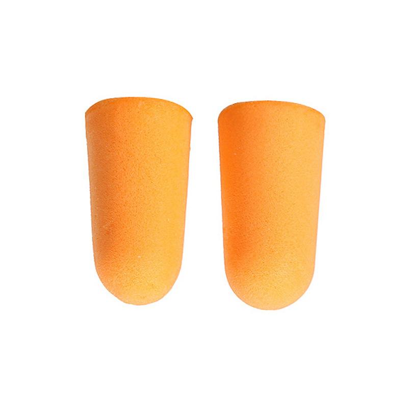 10 пар мягкая оранжевой пены беруши конические путешествия сна профилактика затычки для ушей шумоподавление для путешествий SleepingF # OS