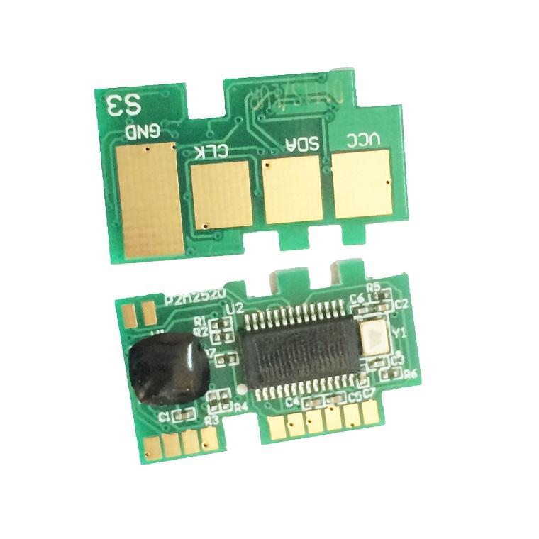 toner refill kits chip 1K D111S Toner chip for samsung M2020 M2020W M2022W  M2070W laser printer cartridge reset-free shipping