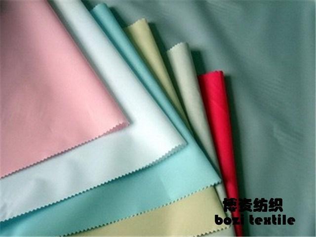 Wholesale China Factory 170t 190t 210t Polyester Taffeta/ Lining Fabrics