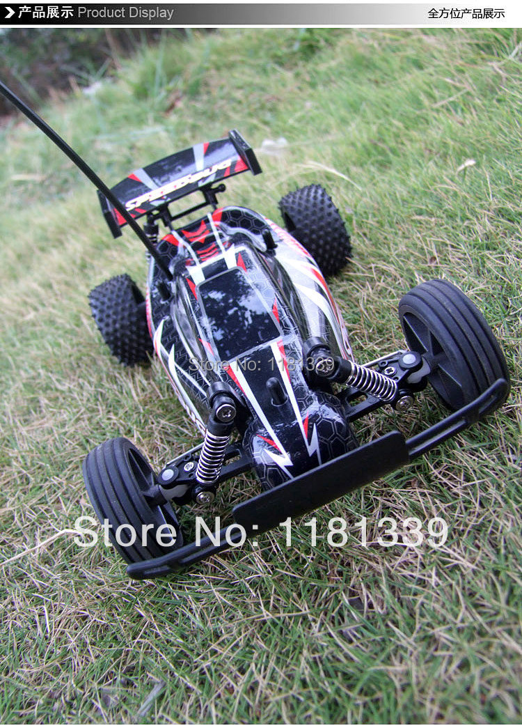 buy 1 24 rc car remote control mountain car best gift for kids electric rc. Black Bedroom Furniture Sets. Home Design Ideas