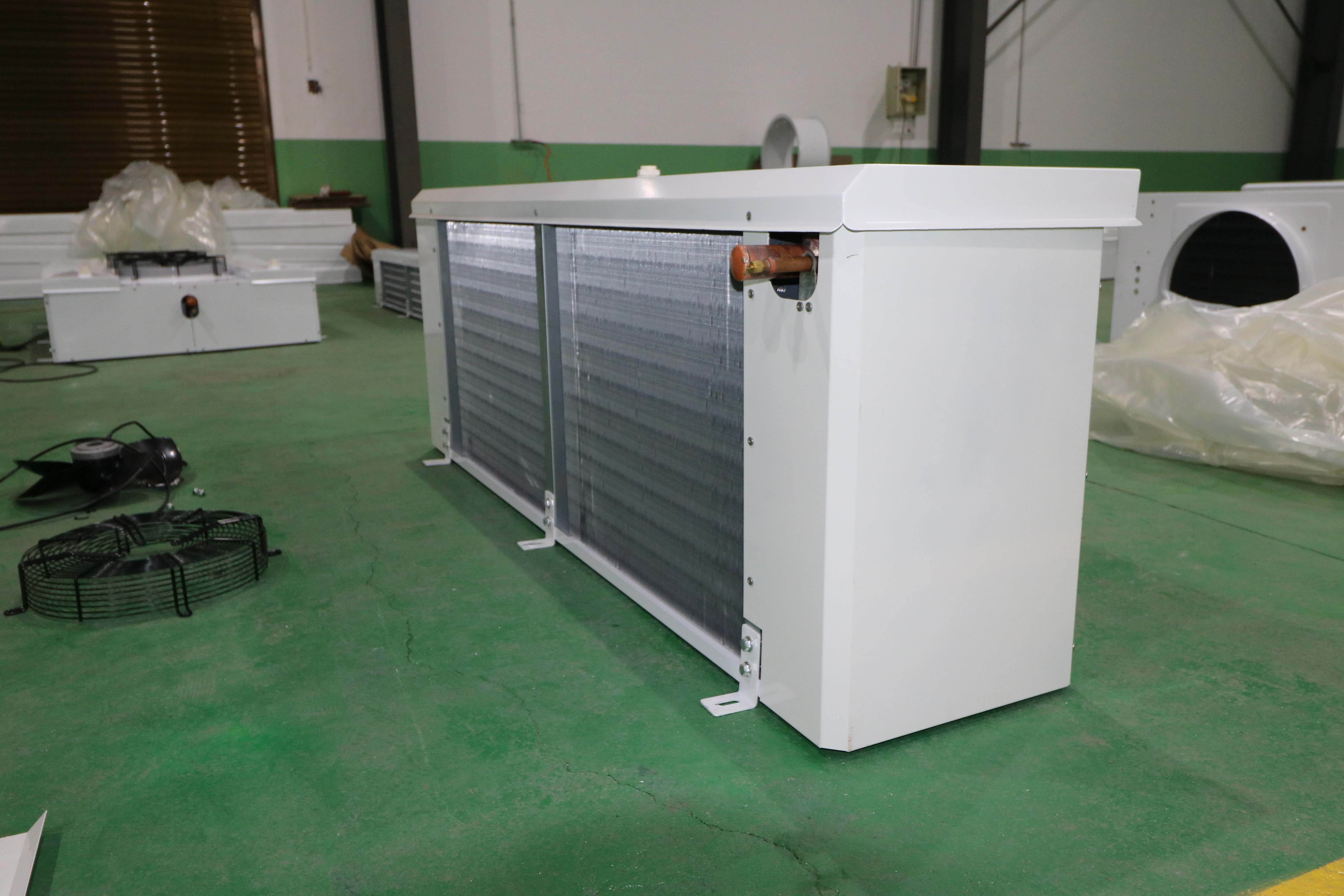 Factory Price Air Cooled DL/DD/DJ of 4.5mm/6.0mm/9.0mm for cold storage room Evaporator