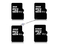 Micro SD Card for Smart Cameras for Local Video Storage