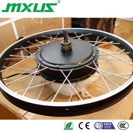 Мотор MXUS 3k turbo для электровелосипеда высокой мощности