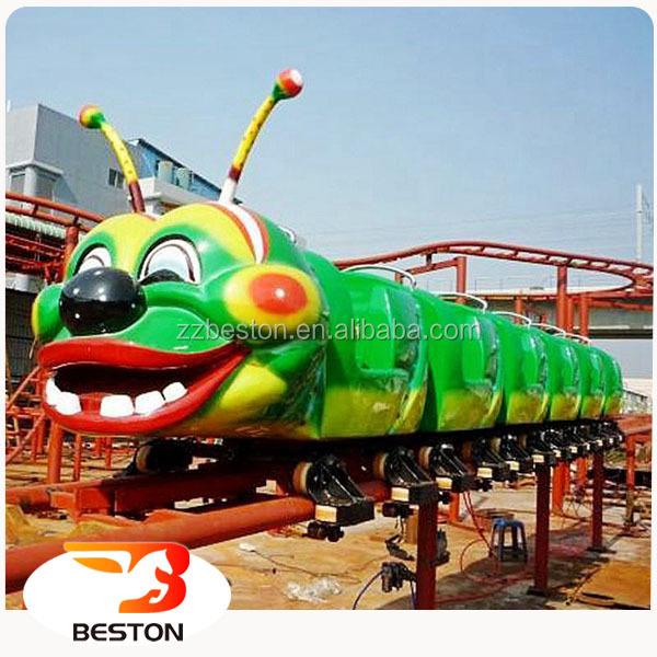 [beston]low Price In China Kids Amusement Rides Worm