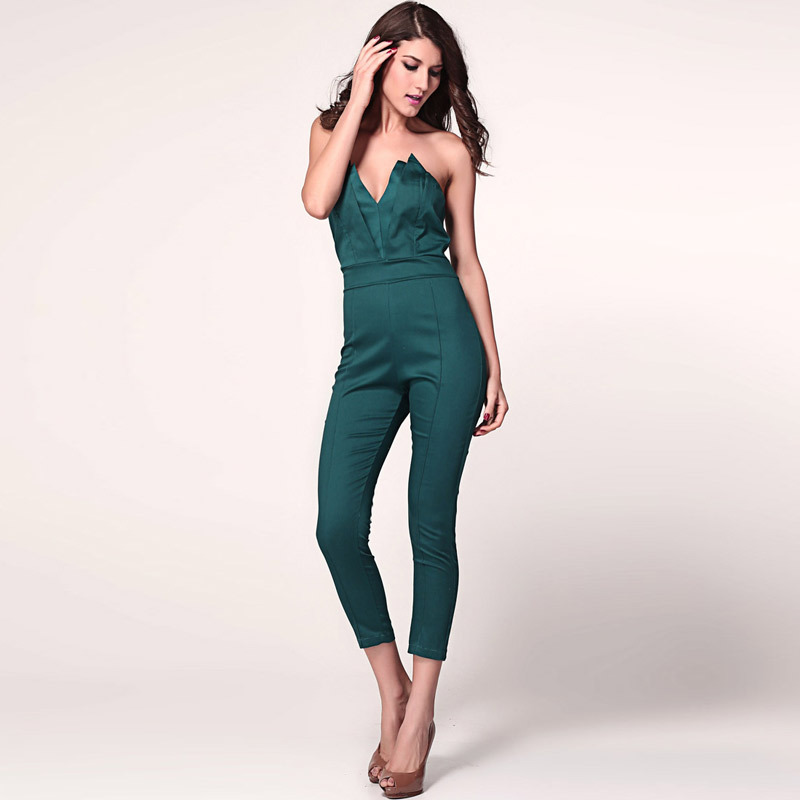 Compare Prices on Green Strapless Bodysuit- Online ...