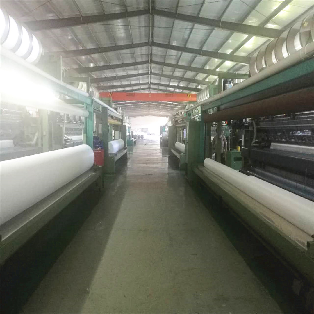 Заводской поставщик, Лидер продаж, хорошая цена, большой рулонный пакет, 100% полиэтиленовая основа для вязания, серая ткань для клейкой ленты
