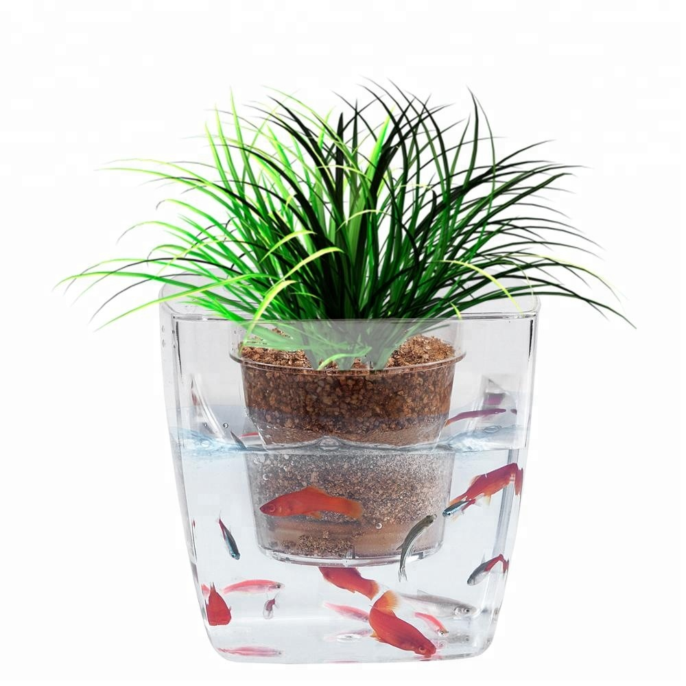 Hydroponic Cultivator Table Water Fountains Indoor Decor ...