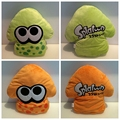 2pcs set 35CM Splatoon Squid Plush Toys Stuffed Doll Christmas Gifts