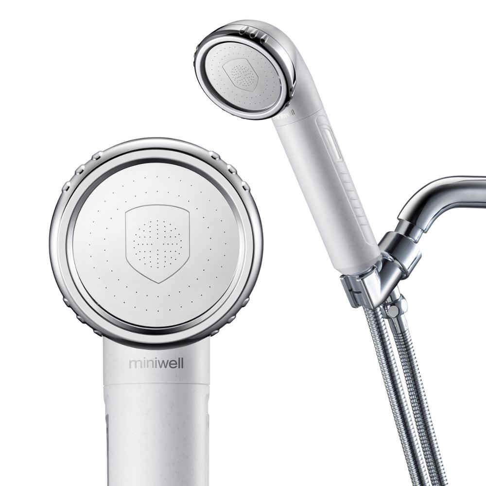Shower filter hard water - Water filtration system, shower Hand Held Shower Head L750, remove 99% chlorine and other impurities