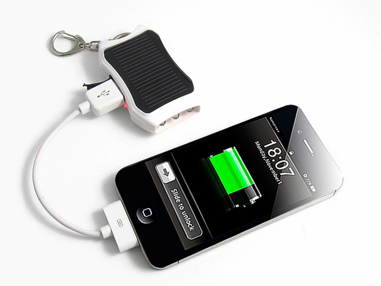 Keychain Battery Charger Iphone