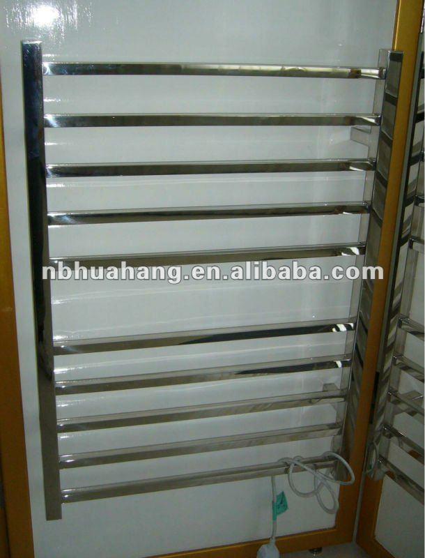С подогревом из нержавеющей стали радиатор E0202C