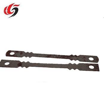 Flat ties for construction formwork concrete form flat ties/ wall ties