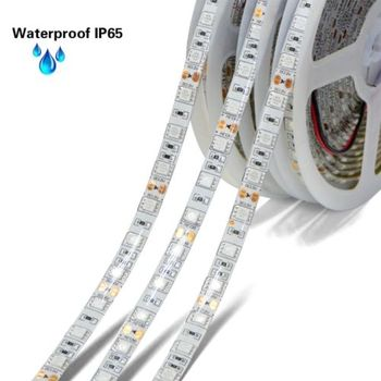 Waterproof IP65 DC12V 5050 full spectrum led strip grow light for plant growth
