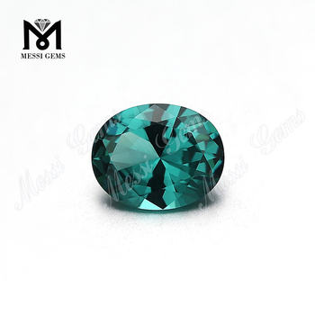 Russian Nanosital Gems Fake Tourmaline Paraiba For Sale